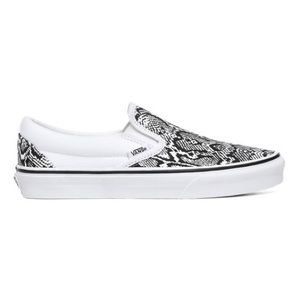 Vans Classic Slip-On Python Sneakers